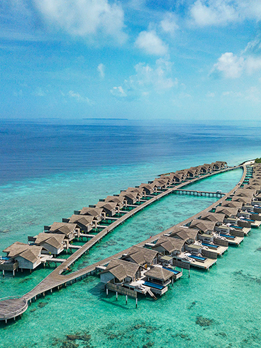 فيرمونت المالديف Fairmont Maldives فندق فاخر في شافياني أتول فنادق ومنتجعات فيرمونت
